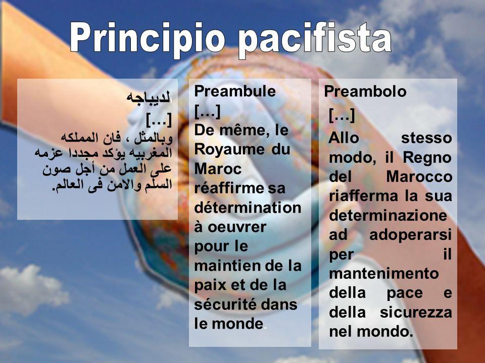 Principio pacifista […]